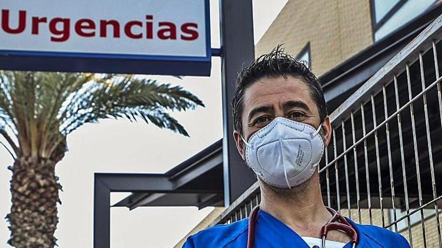 Sergio Pardo Juan: «Hemos convivido con la muerte como no lo habíamos hecho antes»