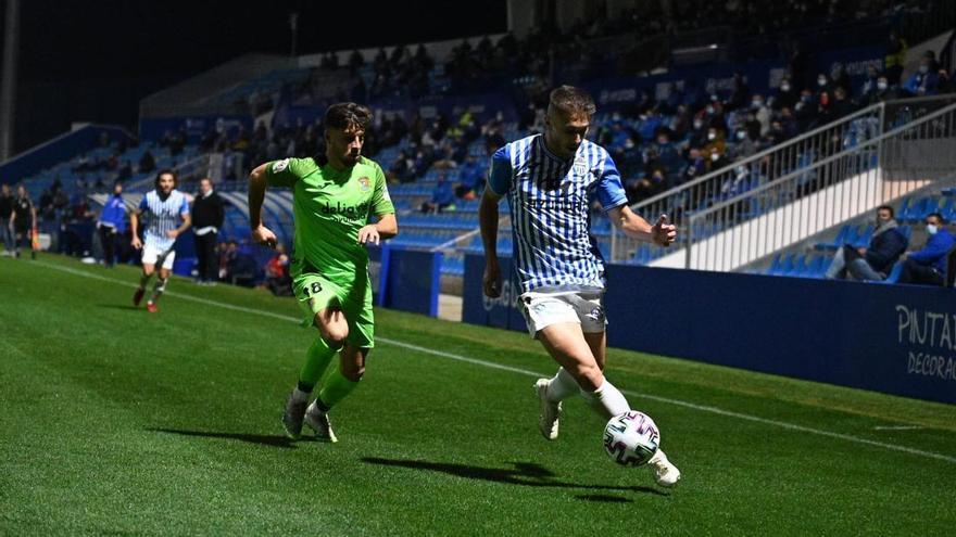 El Atlético Baleares se despide de la Copa ante el Fuenlabrada