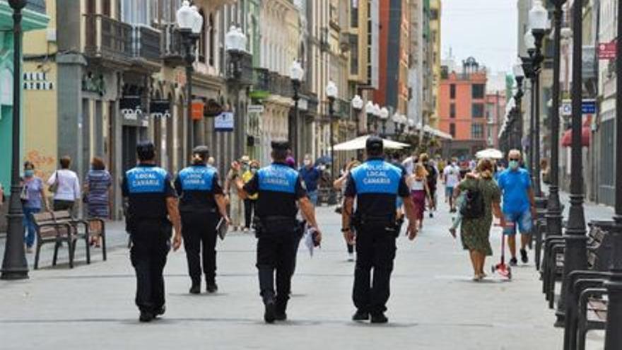 La Policía Local tramitó 1.082 multas por incumplir con el toque de queda