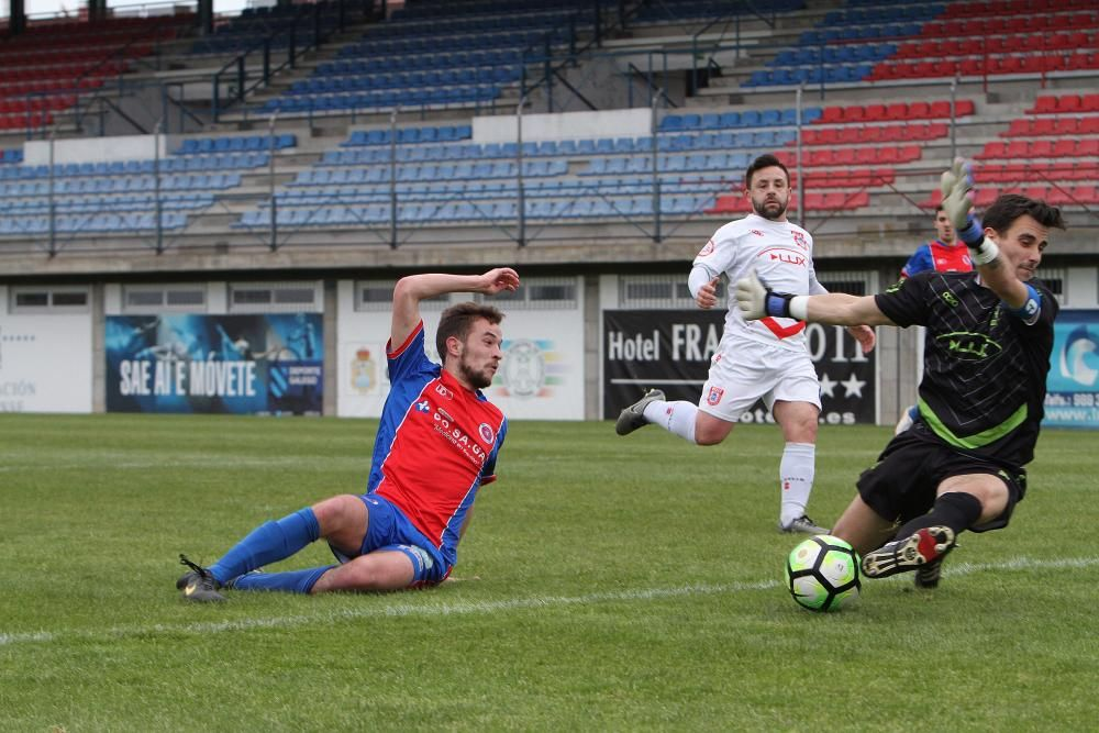 El conjunto ourensano certifica su ascenso a Preferente con una victoria en O couto ante el Velle (2-0)