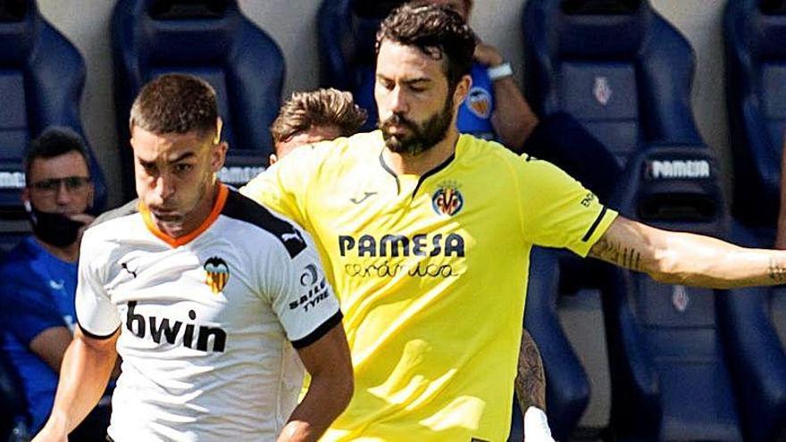 Iborra se cae de la lista para Sevilla por una lumbalgia