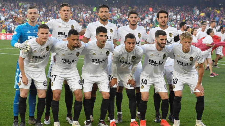 F.C. Barcelona-Valencia CF