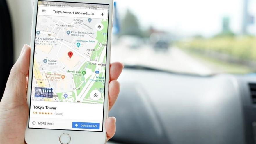 Las alertas de radares de Google Maps regresan a iPhone