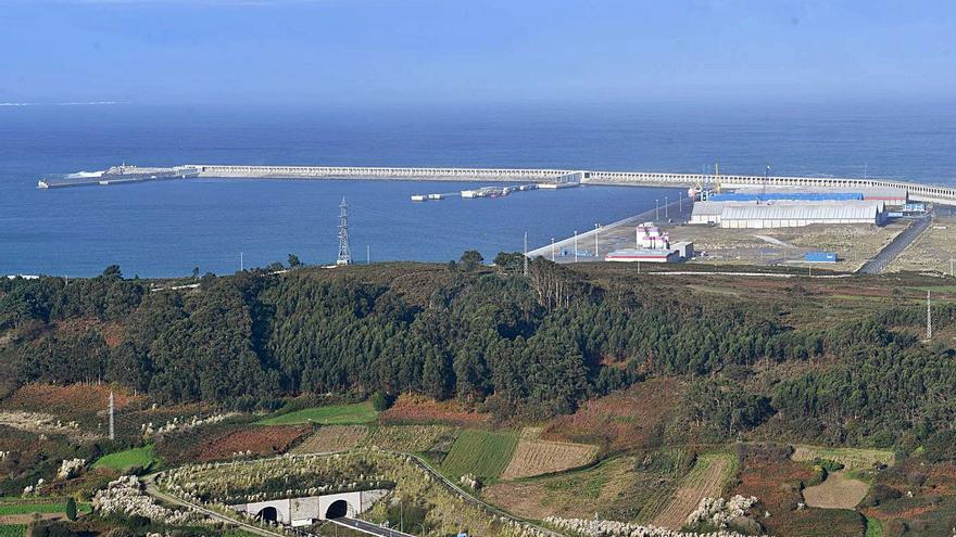 Puertos del Estado ingresó más de 36 millones del Puerto coruñés solo en intereses del crédito