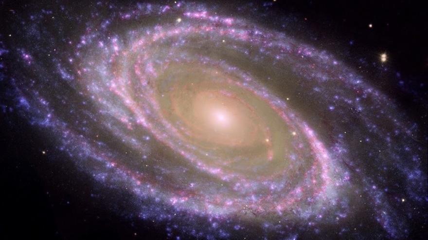 Los agujeros negros alteran la evolución de las galaxias cercanas