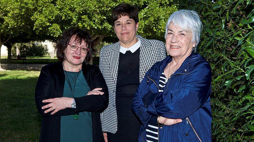 Tres mujeres lideran los proyectos de excelencia concedidos en la UA