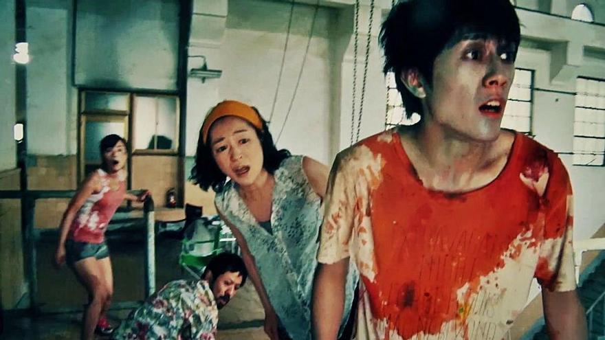 Onecut of the dead: ¡luces, cámaras... zombis!