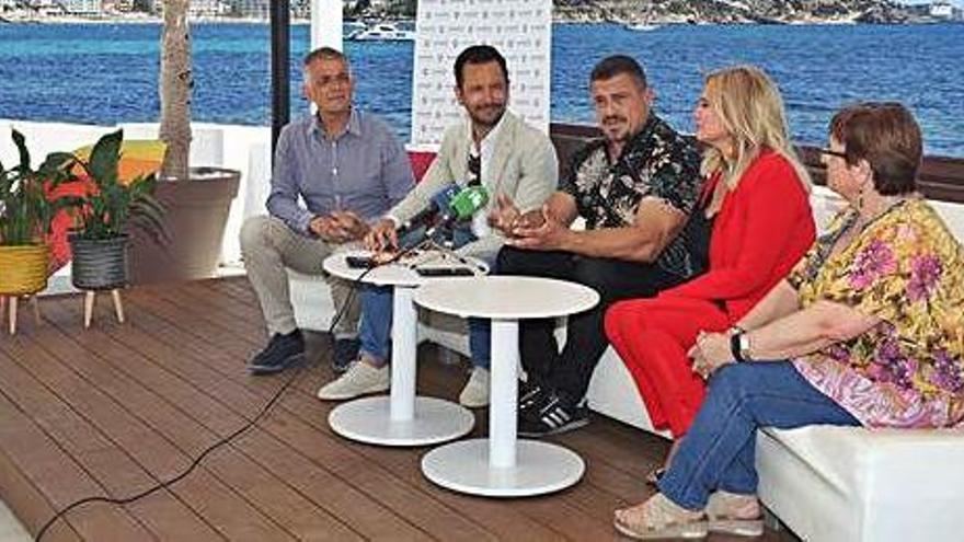 Boris Izaguirre y Topacio Fresh, estrellas del Ibiza Gay Pride 2019