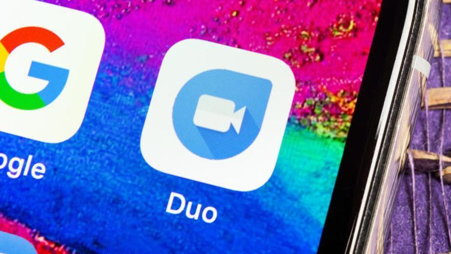 Google Duo amplía las videollamadas de grupo a 12 personas