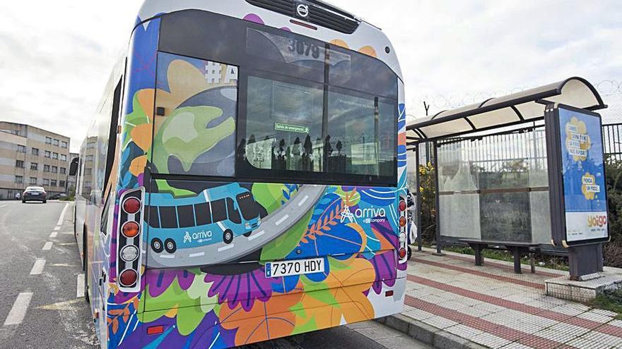 Los buses de Arteixo dispondrán de una aplicación de móvil con horarios y rutas