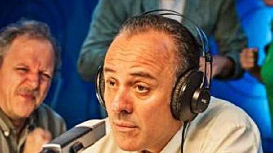 """Javier Gutiérrez estrenará el 14 de mayo la serie """"Reyes de la noche"""""""