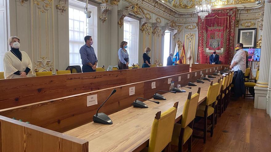 Pleno ordinario de noviembre de Las Palmas de Gran Canaria