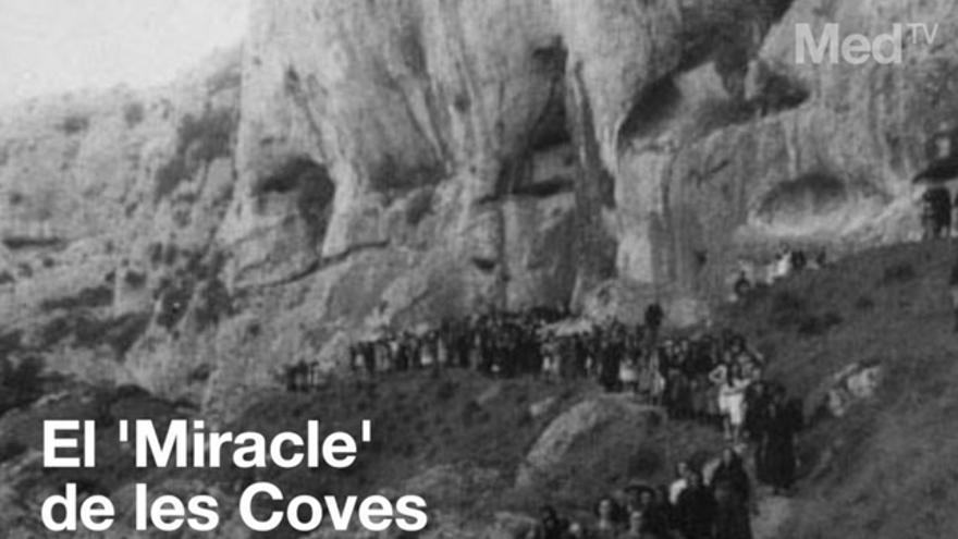 'Miracle' o fraude en la cueva de Les Coves