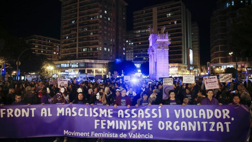 Miles de voces para silenciar el ruido machista