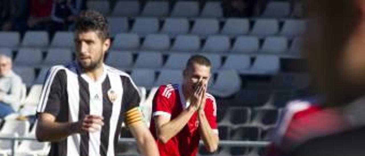 Marc Trilles (Lleida) es uno de los que siempre ha mostrado sus ganas de volver al Castellón.