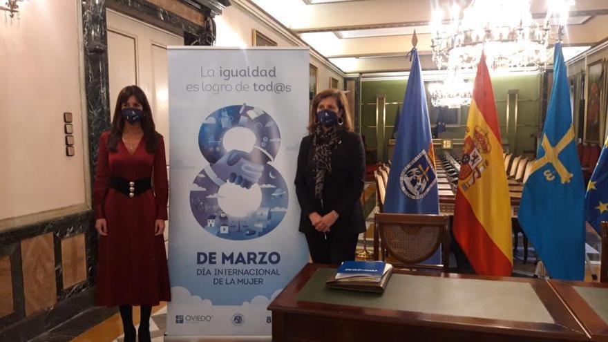 Cine, teatro, arte o literatura, planes del Ayuntamiento de Oviedo para conmemorar el 8M