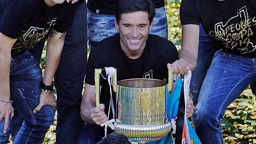 """Marcelino: """"Pasé dos años extraordinarios y será complicadillo volver a Mestalla"""""""
