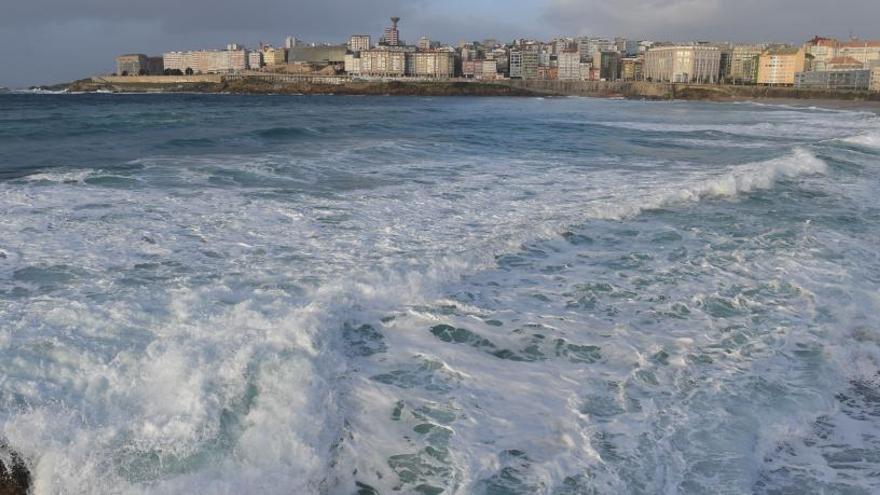 El Concello cierra el acceso a las playas hasta el martes