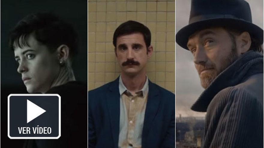 Las cinco películas que no te debes perder en noviembre