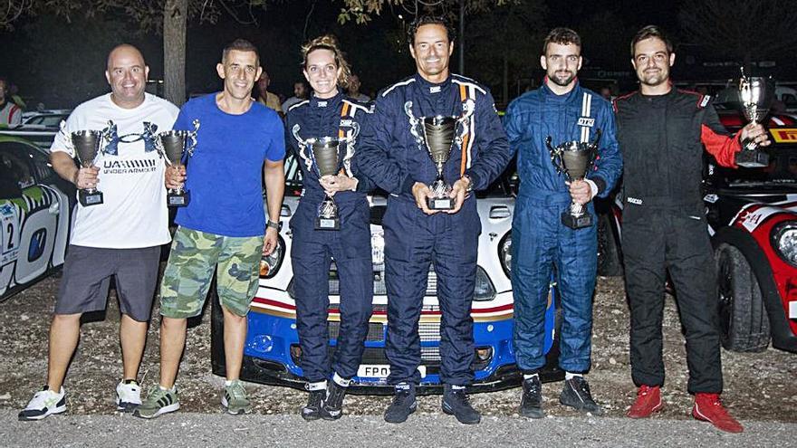 Rosenberger y Adolph marcan el ritmo en el Rallye Vall de Sant Pere