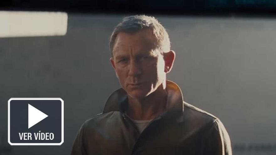 Así es el frenético tráiler de 'Sin tiempo para morir', la última misión del agente 007