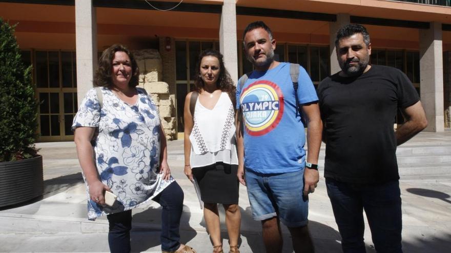 """Ganemos en Común sostiene que el servicio de ayuda a domicilio es """"totalmente viable"""""""
