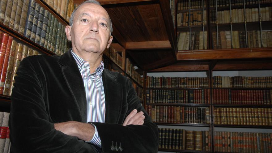 """Diego López: """"En esta sociedad ya no hay  entidades privadas que se mantengan  por sí solas"""""""