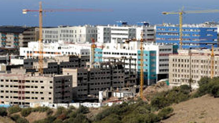 El precio de la vivienda sube un 6,9% en la provincia