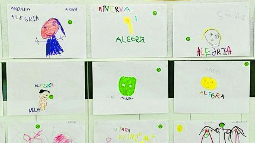 Alumnos del Nicolás de las Peñas expresan con dibujos sus emociones sobre la pandemia