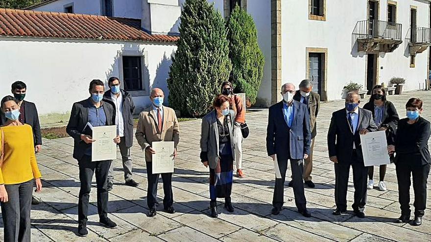 La Casa do Patrón recibe un accésit al premio Intervencións na Paisaxe 2020 de Juana de Vega