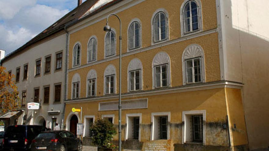 Austria expropiará la casa natal de Hitler para evitar el peregrinaje neonazi