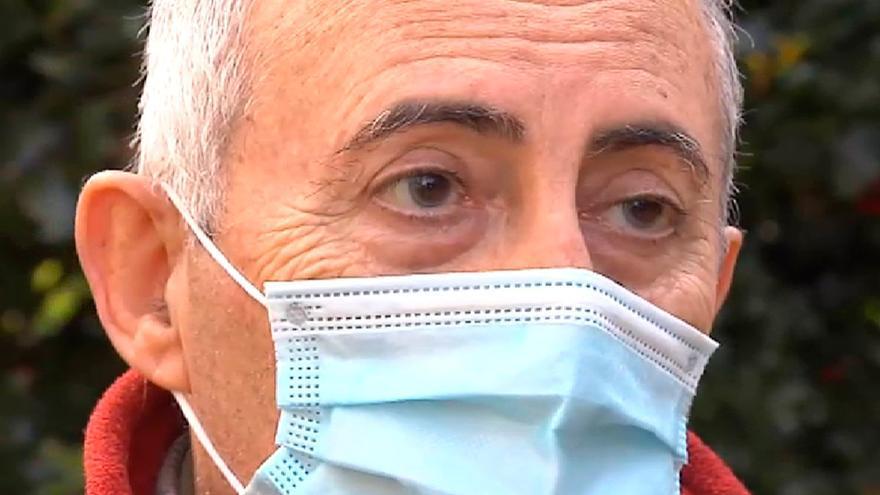 El abuelo deportista de Galicia que sobrevivió a 108 días en la UCI