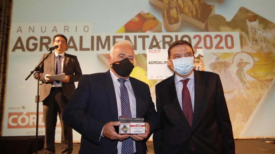 """Manuel Pérez: """"Hay que exportar todo el aceite de oliva que se pueda"""""""