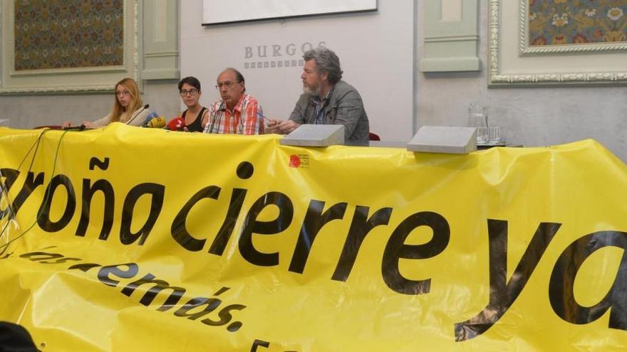 La Junta pide el apoyo de los grupos al impuesto a Garoña