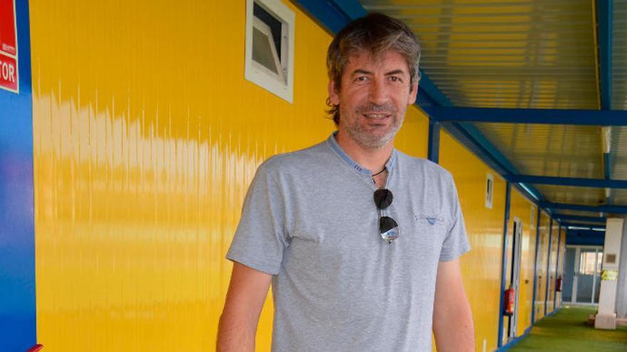 Zeljko Cicovic, segundo de Juan Manuel Rodríguez en Las Palmas Atlético