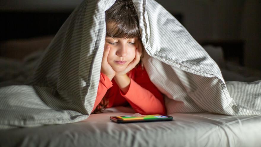 Sí, las pantallas afectan al desarrollo cerebral de nuestros hijos