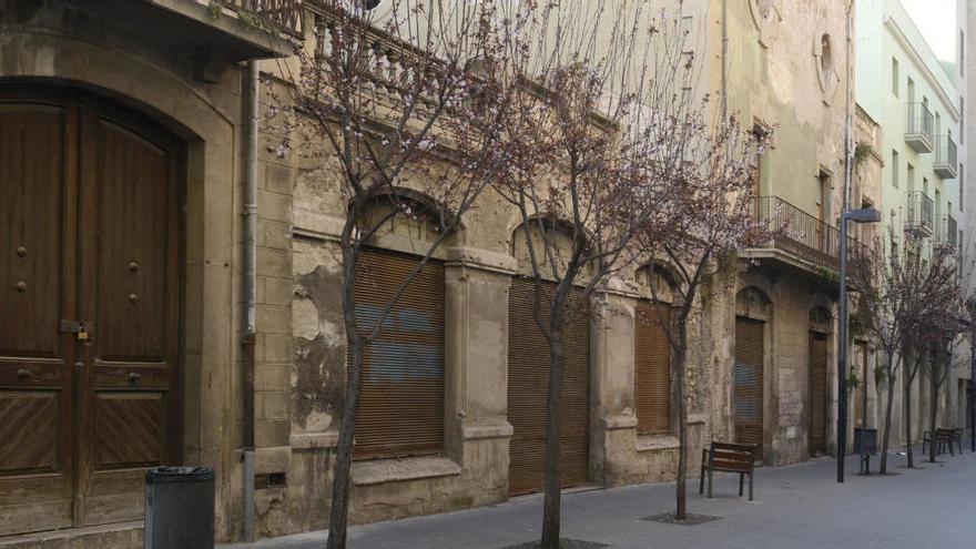 L'equip de govern de Figueres vol desencallar la reforma de la Sala Edison
