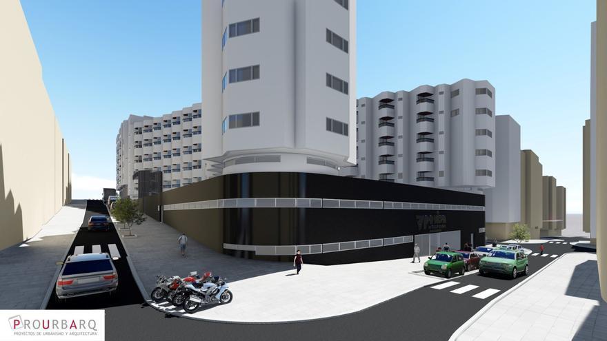 Así lucirá el hospital Povisa tras la reforma