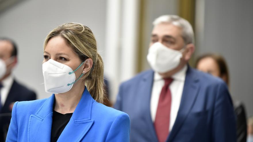 """Ciudadanos interpondrá un recurso ante el Constitucional por el """"secuestro"""" del grupo parlamentario"""