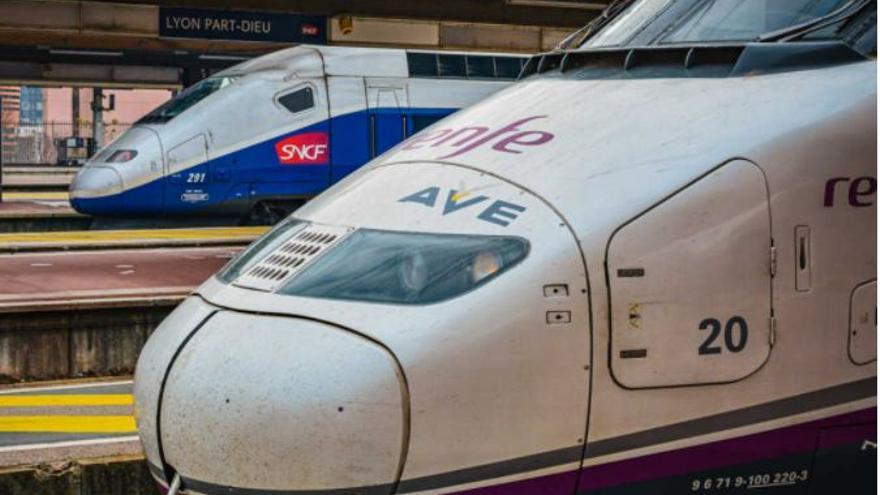 Renfe i SNCF recuperen quatre freqüències entre Catalunya i França de cara al 2022