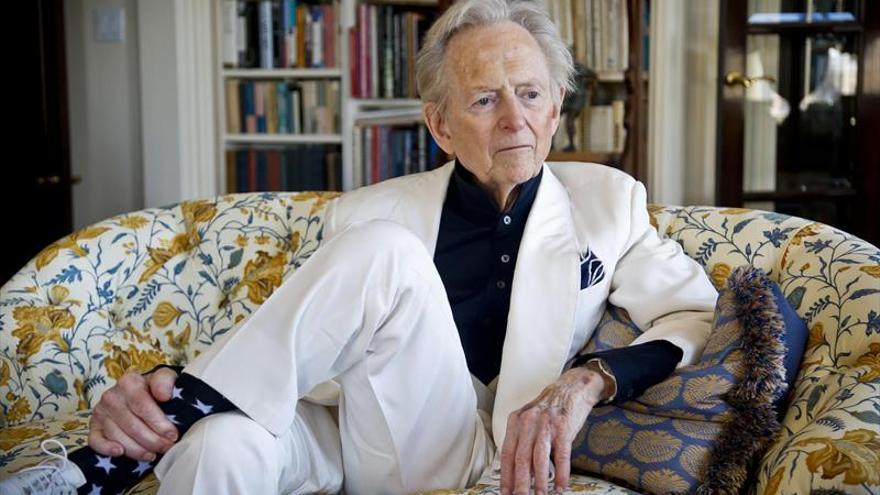 'El reino del lenguaje', el retador testamento literario de Tom Wolfe