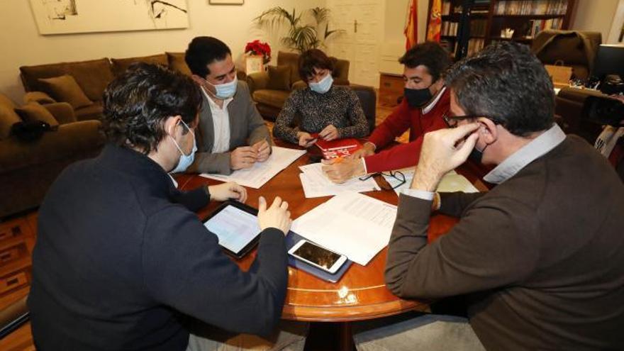 El precio de la abstención del PSPV en la Diputación: cinco medidas sociales por 17 millones