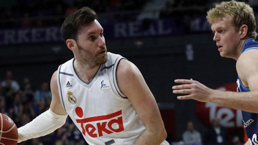 El Real Madrid aplasta al Andorra en la vuelta de Rudy