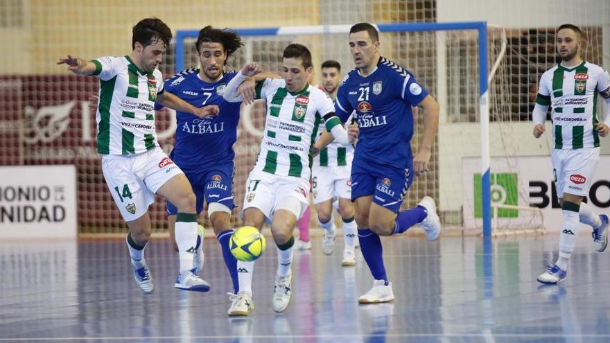 Dolorosa derrota de un Córdoba Futsal valiente ante el Valdepeñas