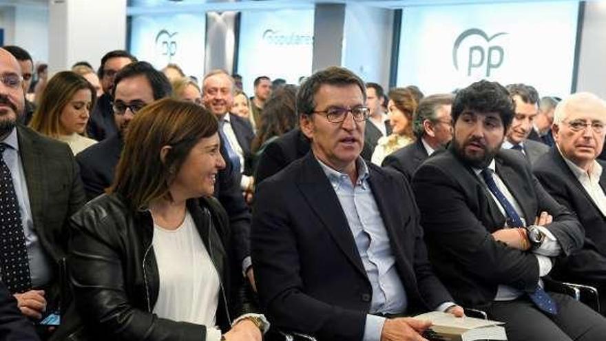 """Casado promete que el PP será """"la fuerza tranquila de la España moderada"""""""