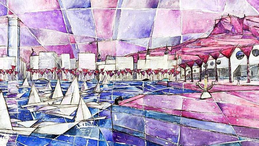 Más de trescientas pinturas para redescubrir Alicante