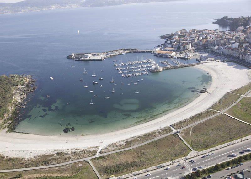Playa de Baltar (Sanxenxo)