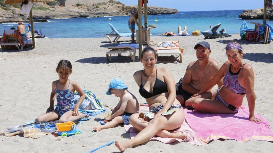 Ruhe und Exzess im Mallorca-Urlaub, Tempo 268 auf dem Rad und ein U-Boot