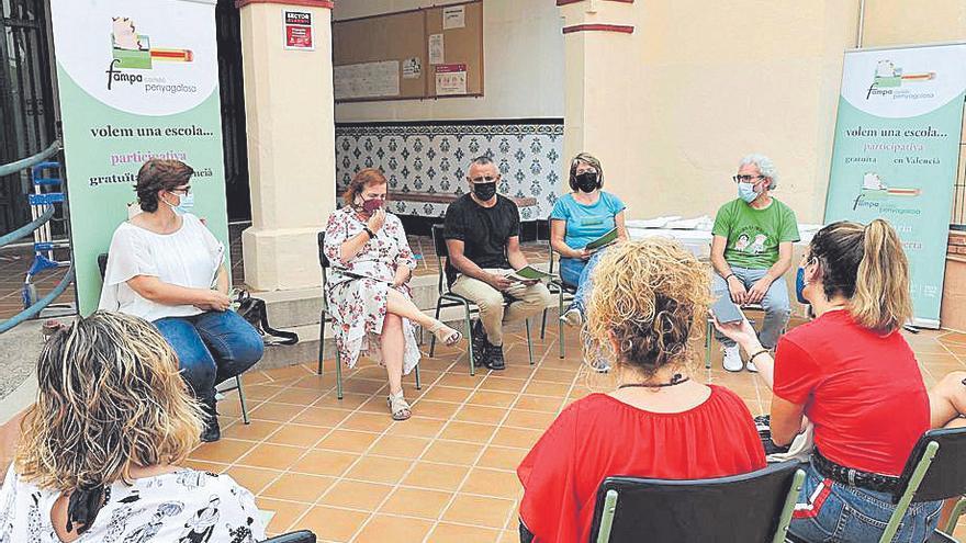 Fampa aboga por volver «poco a poco a la normalidad» en los colegios de Castellón