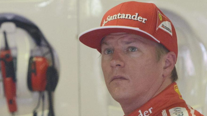 Raikkonen renueva con Ferrari